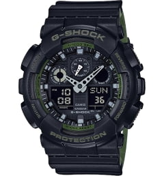 Военные Casio G-Shock GA-100L-1A