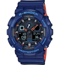Военные Casio G-Shock GA-100L-2A