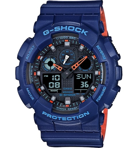 Часы Casio G-Shock GA-100L-2A