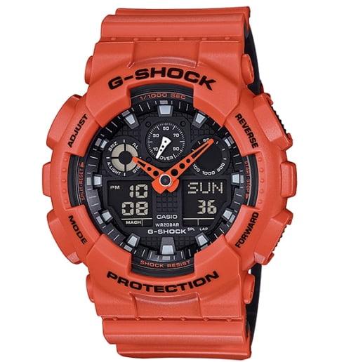Casio G-Shock GA-100L-4A