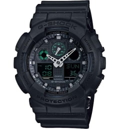 Военные Casio G-Shock GA-100MB-1A