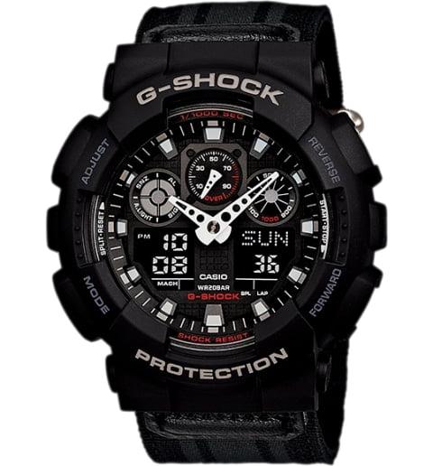 Casio G-Shock GA-100MC-1A