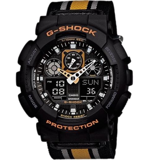 Casio G-Shock GA-100MC-1A4