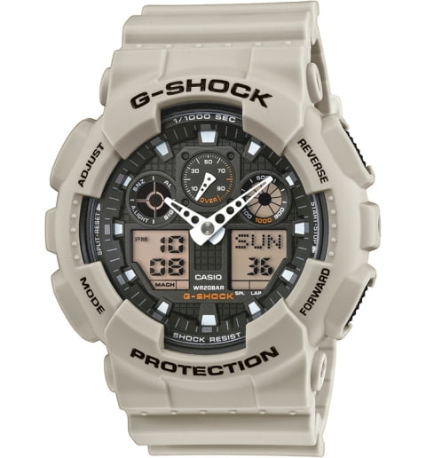 Casio G-Shock GA-100SD-8A унисекс
