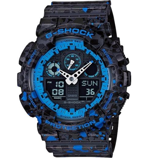 Casio G-Shock GA-100ST-2A
