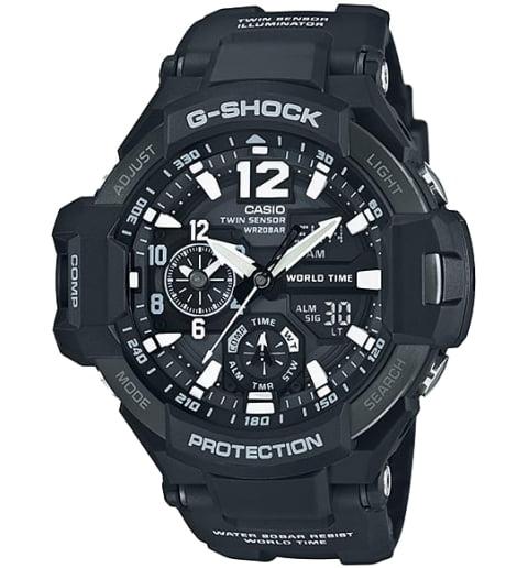Часы Casio G-Shock GA-1100-1A AVIATOR
