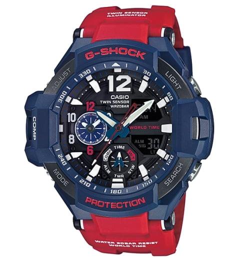 Часы Casio G-Shock GA-1100-2A с компасом