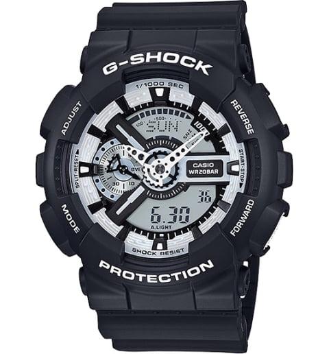 Casio G-Shock GA-110BW-1A