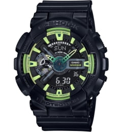 Casio G-Shock GA-110LY-1A с водонепроницаемость 20 бар