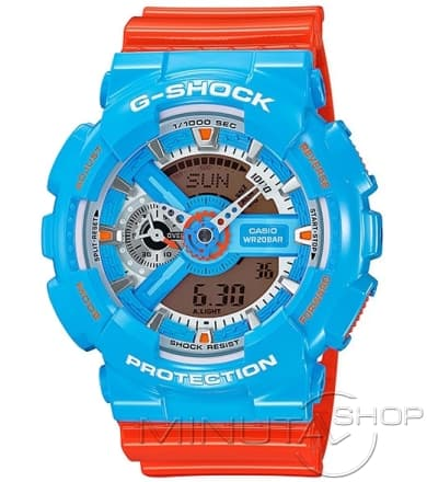 Casio G-Shock GA-110NC-2A