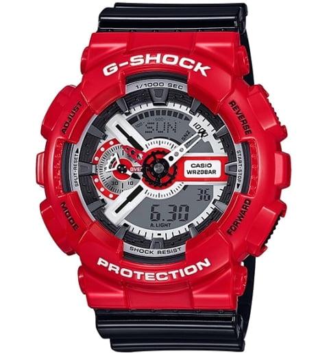 Casio G-Shock GA-110RD-4A