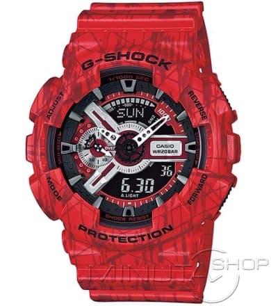 Casio G-Shock GA-110SL-4A