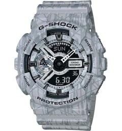 Casio G-Shock GA-110SL-8A с водонепроницаемость 20 бар