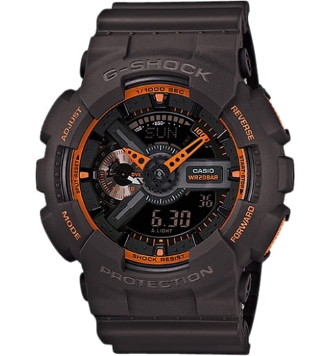 Casio G-Shock GA-110TS-1A4