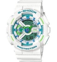 Casio G-Shock GA-110WG-7A с водонепроницаемость 20 бар