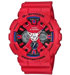 Casio G-Shock GA-120TR-4A с водонепроницаемость 20 бар