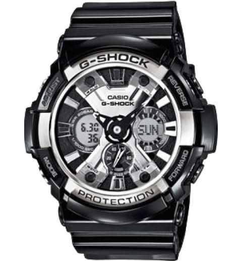 Casio G-Shock GA-200BW-1A