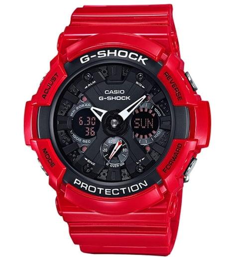 Casio G-Shock GA-201RD-4A