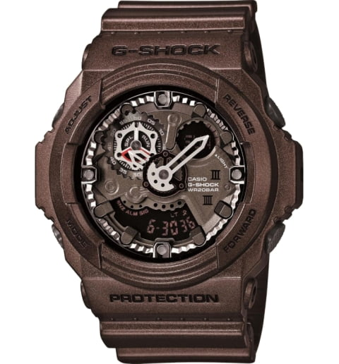 Часы Casio G-Shock GA-300A-5A