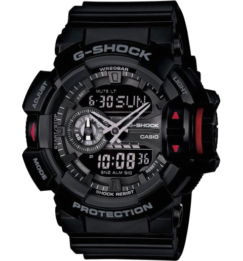 Casio G-Shock GA-400-1B