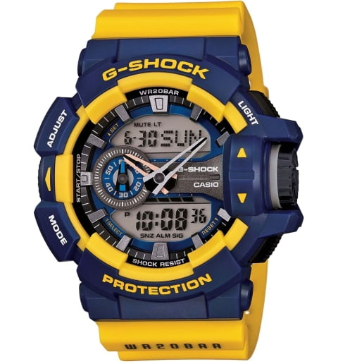 Casio G-Shock GA-400-9B