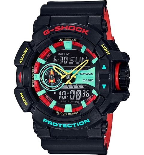 Casio G-Shock GA-400CM-1A