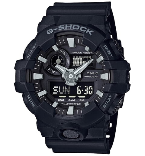 Часы Casio G-Shock GA-700-1B