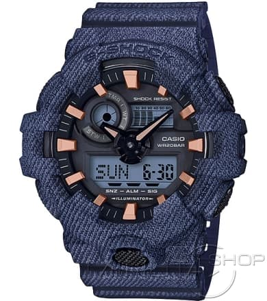 Casio G-Shock GA-700DE-2A