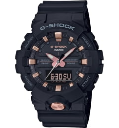 Casio G-Shock GA-810B-1A4 с секундомером
