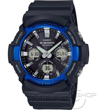 Casio G-Shock GAS-100B-1A2