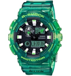 Casio G-Shock GAX-100MSA-3A с водонепроницаемость 20 бар