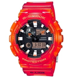 Casio G-Shock GAX-100MSA-4A с водонепроницаемость 20 бар