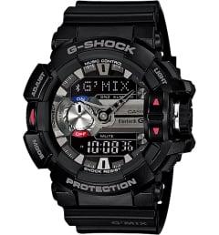 Casio G-Shock GBA-400-1A с bluetooth