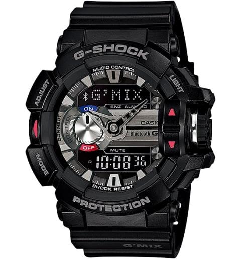 Спортивные часы Casio G-Shock GBA-400-1A