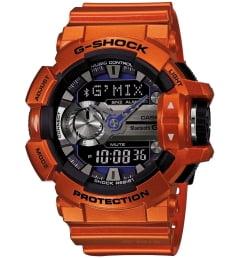 Аналоговые Casio G-Shock GBA-400-4B