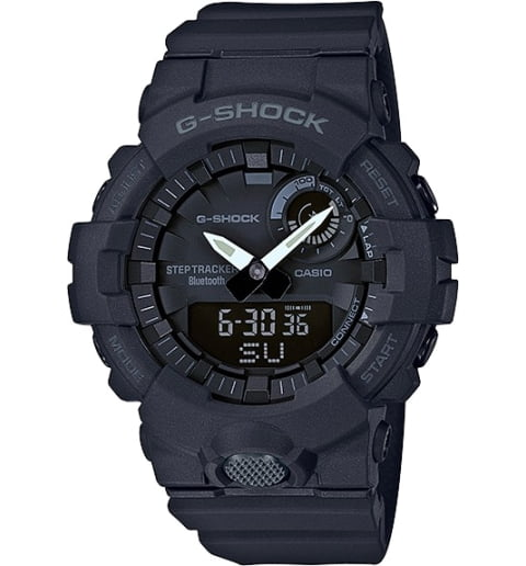 Часы Casio G-Shock GBA-800-1A с шагомером