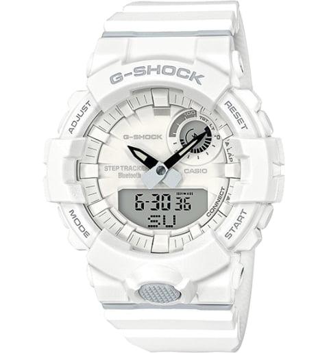 Часы Casio G-Shock GBA-800-7A с шагомером