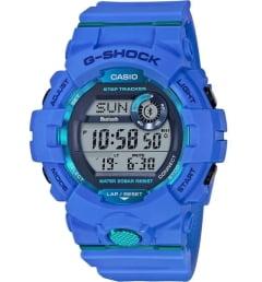 Casio G-Shock GBD-800-2E с bluetooth
