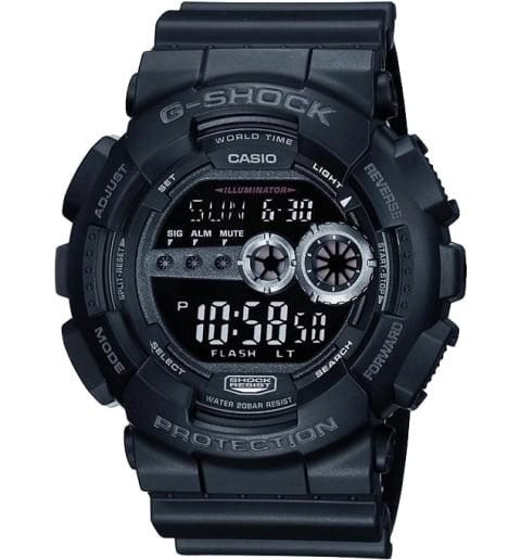 Спортивные часы Casio G-Shock GD-100-1B