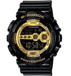 Противоударные Casio G-Shock GD-100GB-1E