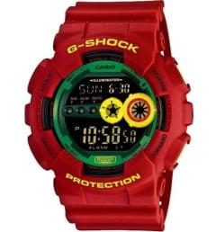 Casio G-Shock GD-100RF-4E с водонепроницаемость 20 бар