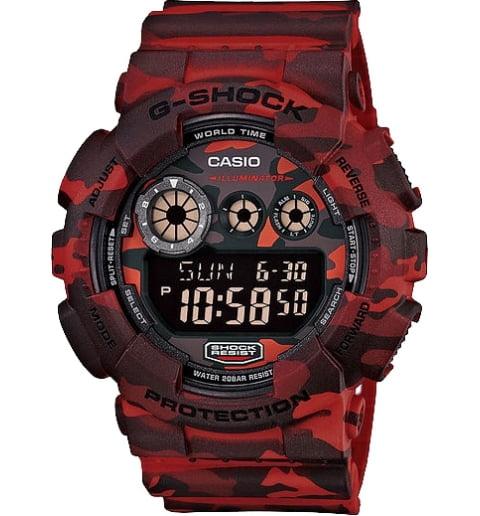 Военные часы Casio G-Shock GD-120CM-4E