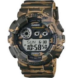 Военные Casio G-Shock GD-120CM-5E