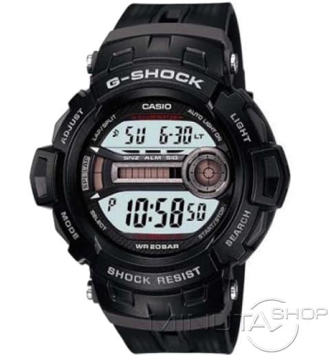 Casio G-Shock GD-200-1E