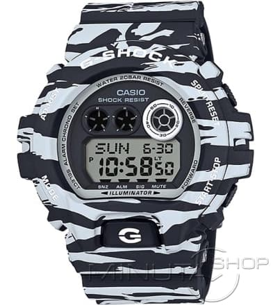 Casio G-Shock GD-X6900BW-1E
