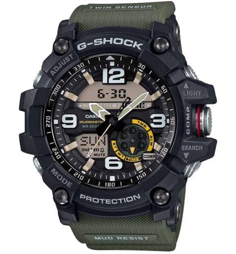 Часы Casio G-Shock GG-1000-1A3 с термометром