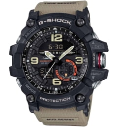 Casio G-Shock GG-1000-1A5 с мировым временем