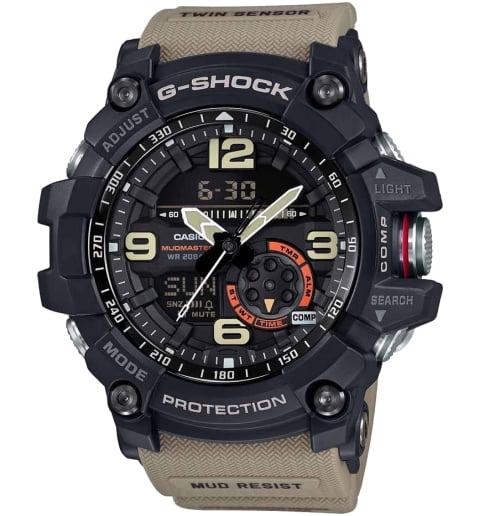 Часы Casio G-Shock GG-1000-1A5 с термометром