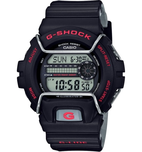 Часы Casio G-Shock GLS-6900-1E