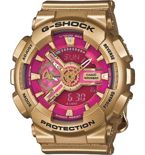Casio G-Shock GMA-S110GD-4A1